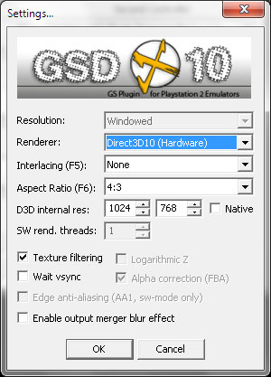 how to configure pcsx2